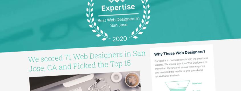 Best Website Designers Award