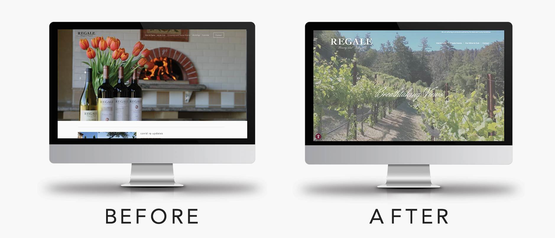 Website Design - Re-Design